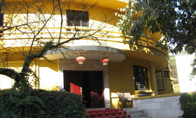 Guest House outside Kunming, China, where Ho Chi Minh, and King Sihanouk of Cambodia, among others, were guests.